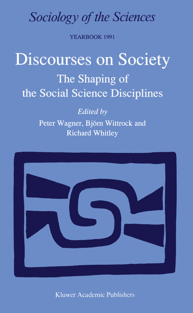 Discourses on Society als Buch