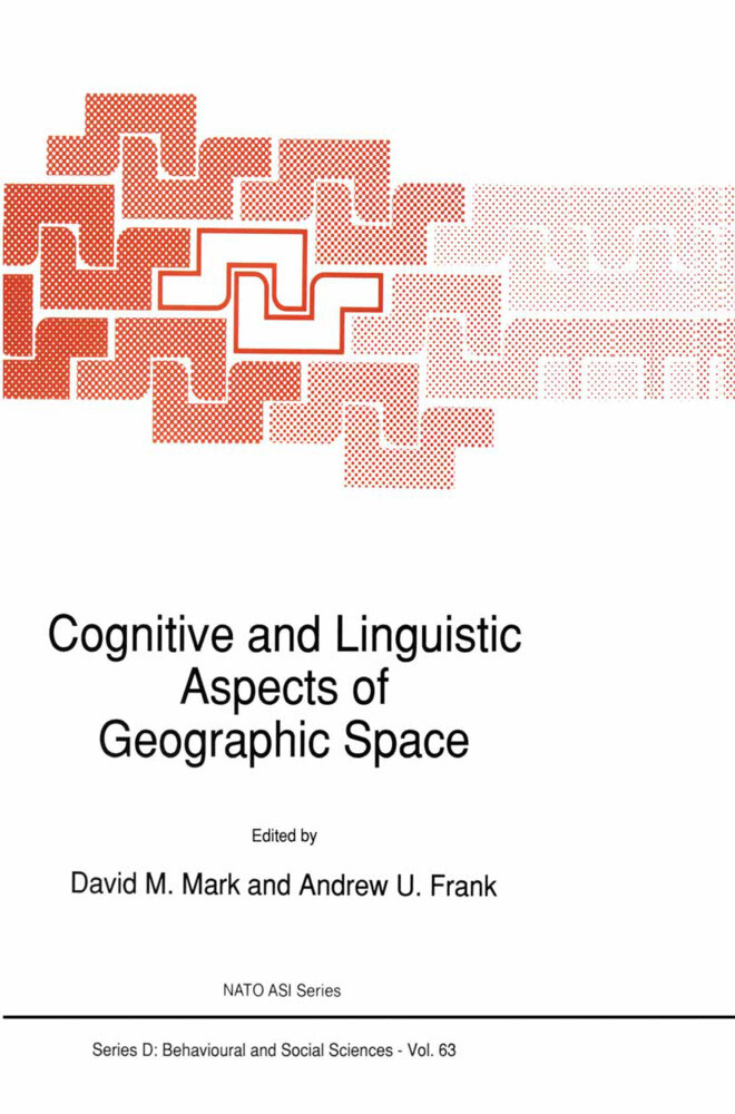 Cognitive and Linguistic Aspects of Geographic Space als Buch