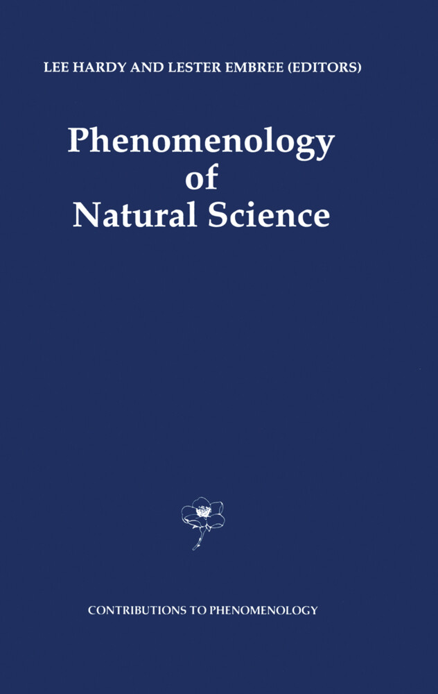 Phenomenology of Natural Science als Buch