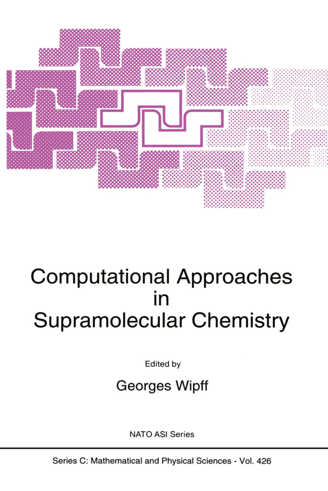 Computational Approaches in Supramolecular Chemistry als Buch
