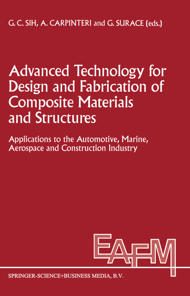 Advanced Technology for Design and Fabrication of Composite Materials and Structures als Buch