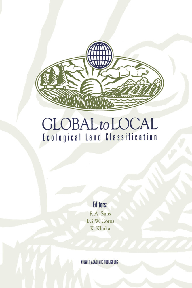 Global to Local: Ecological Land Classification als Buch