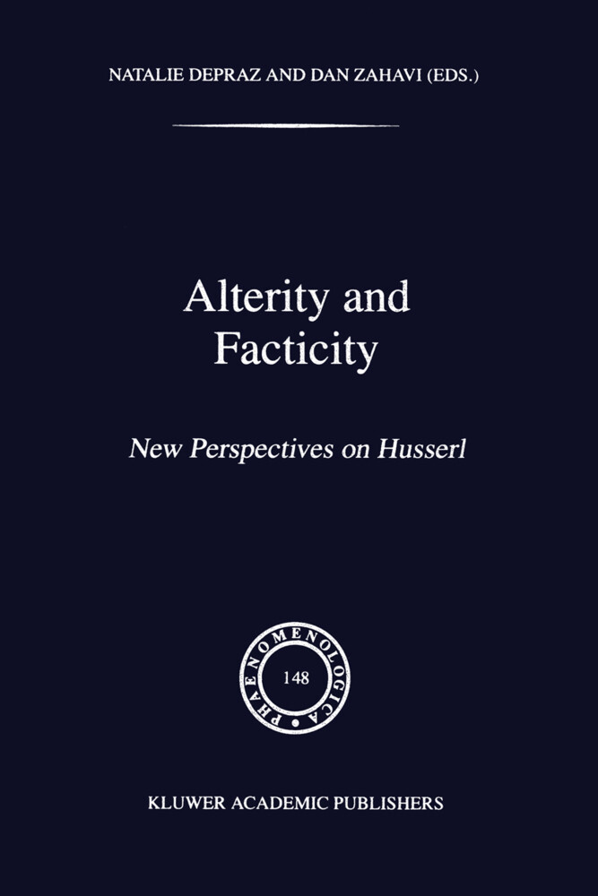 Alterity and Facticity als Buch
