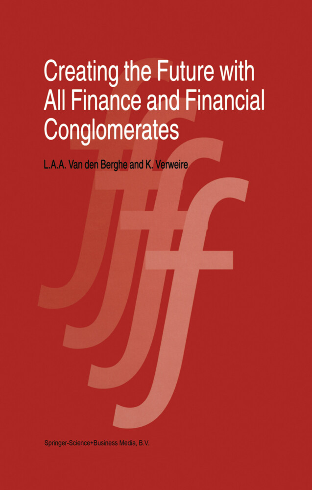 Creating the Future with All Finance and Financial Conglomerates als Buch