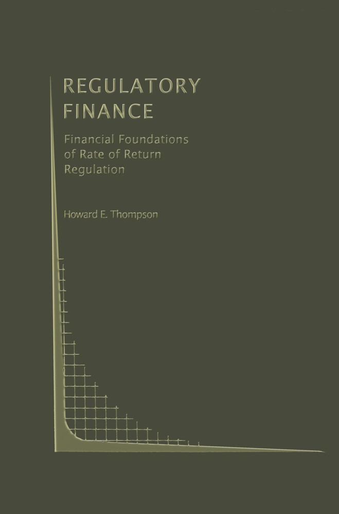 Regulatory Finance als Buch
