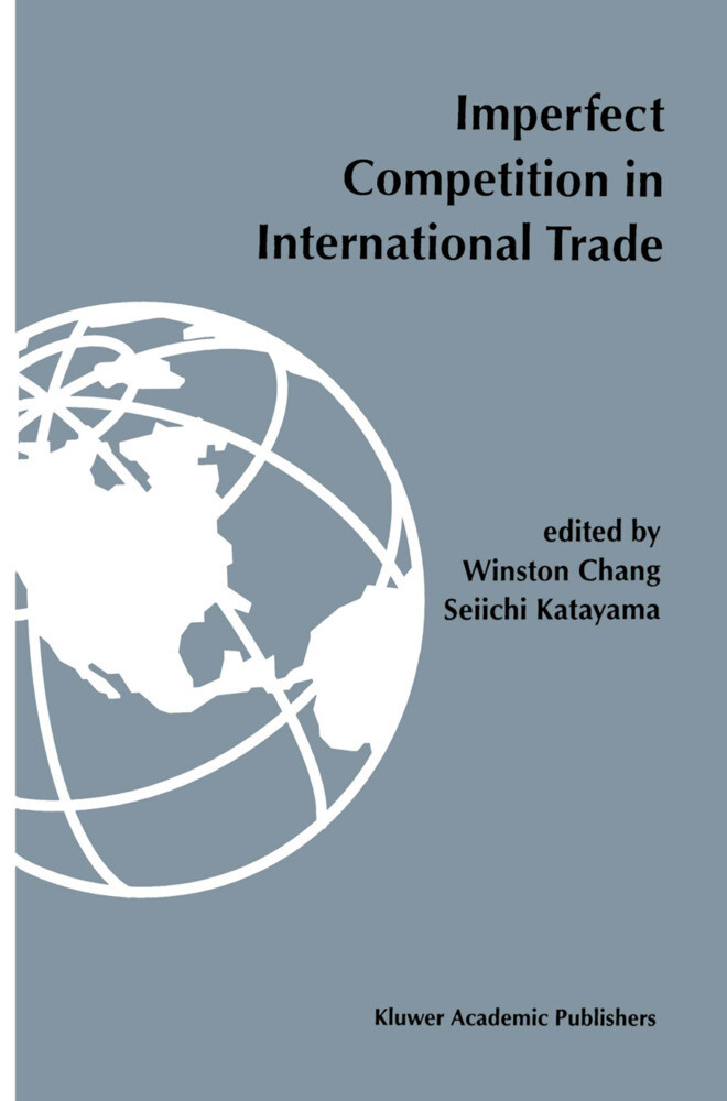 Imperfect Competition in International Trade als Buch