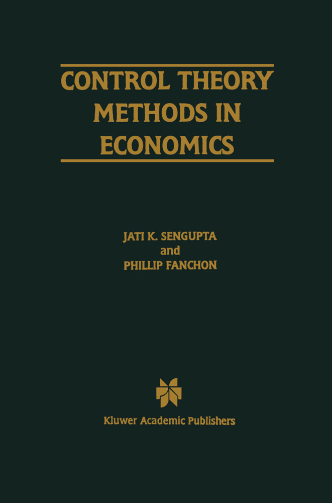 Control Theory Methods in Economics als Buch