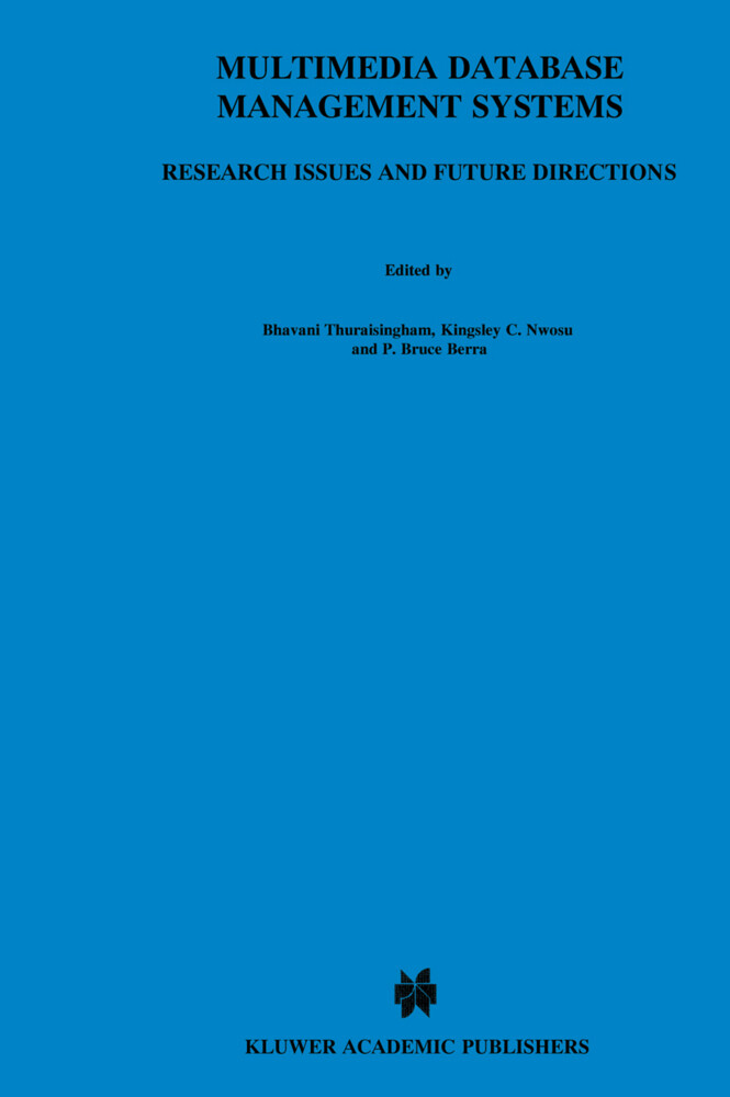 Multimedia Database Management Systems als Buch