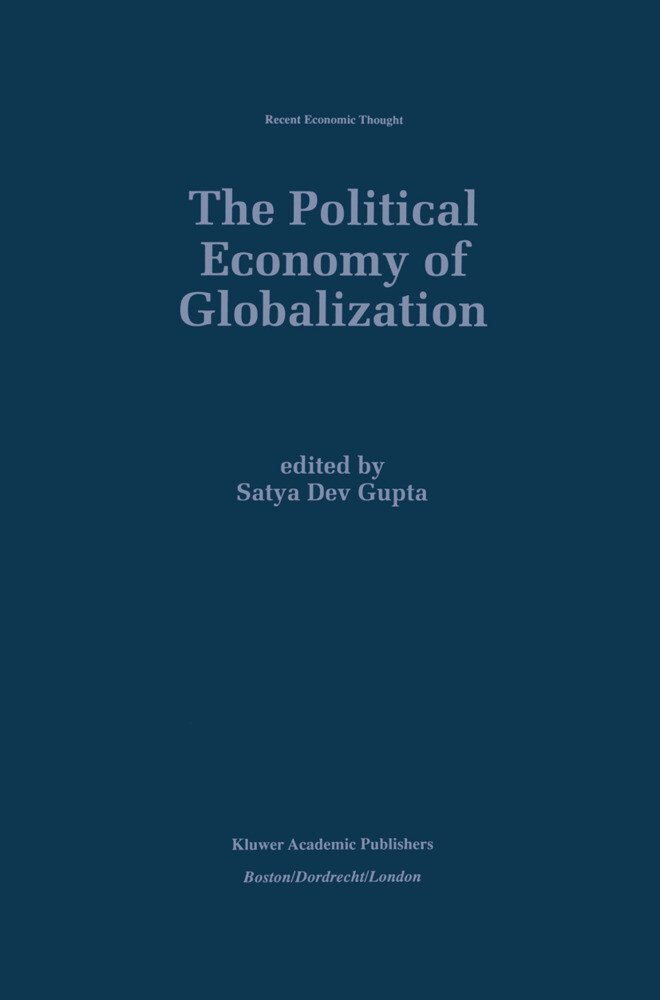 The Political Economy of Globalization als Buch