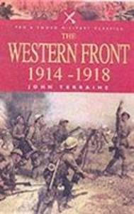 The Western Front, 1914-18 als Taschenbuch