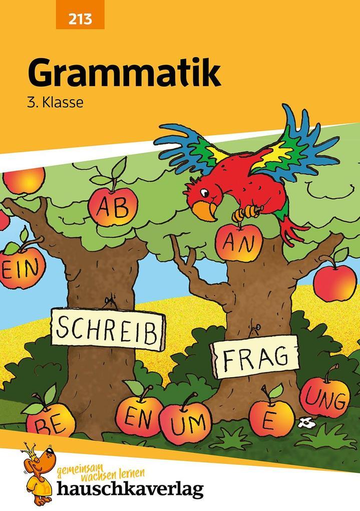 Grammatik 3. Klasse als Buch