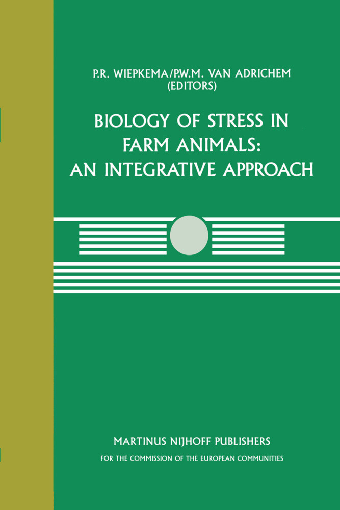 Biology of Stress in Farm Animals: An Integrative Approach als Buch