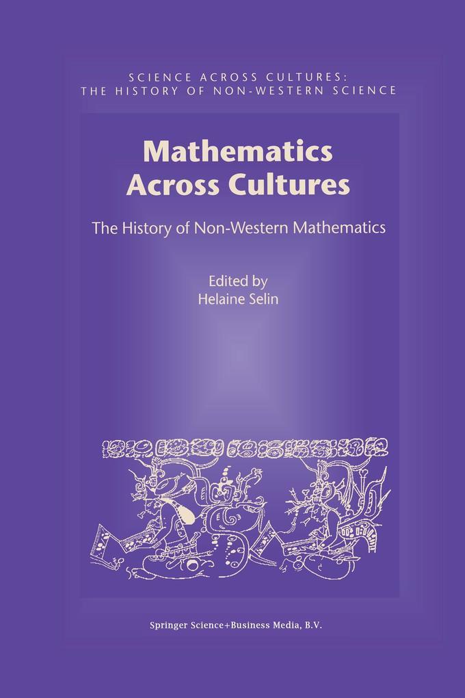 Mathematics Across Cultures als Buch