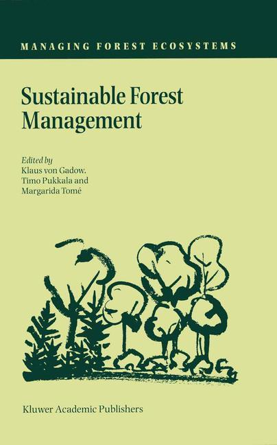 Sustainable Forest Management als Buch