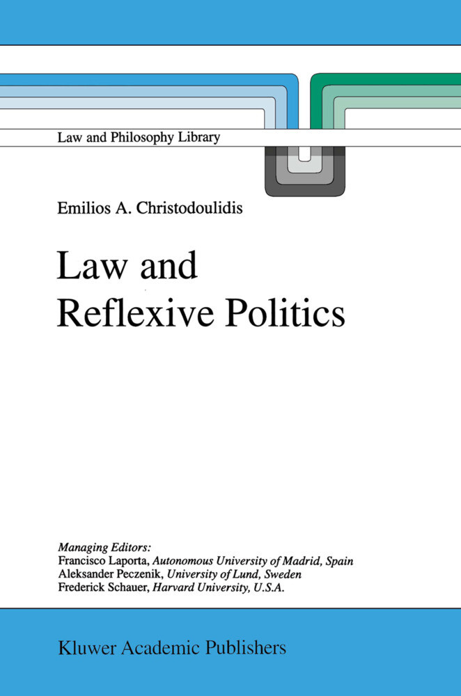 Law and Reflexive Politics als Buch