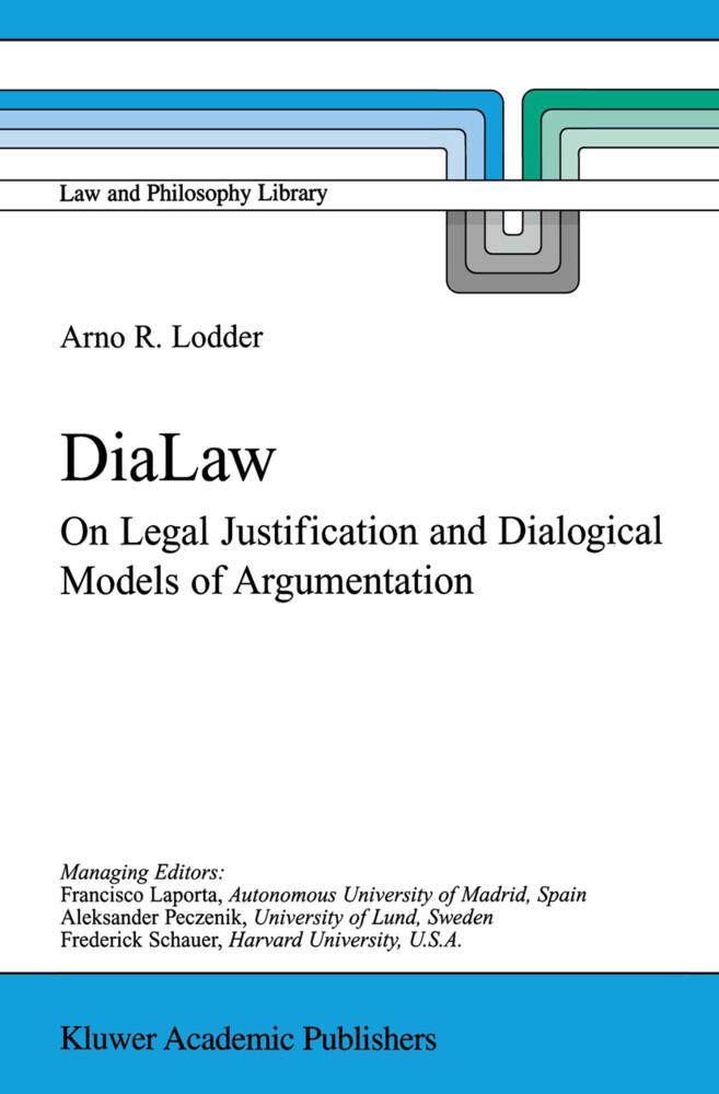 DiaLaw als Buch