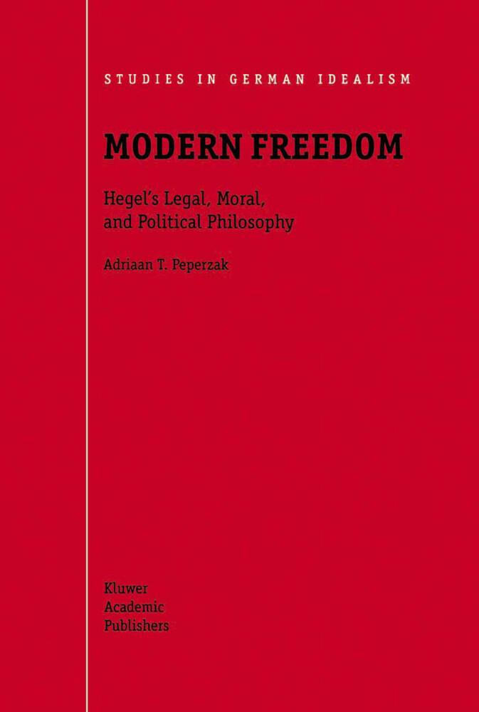 Modern Freedom als Buch
