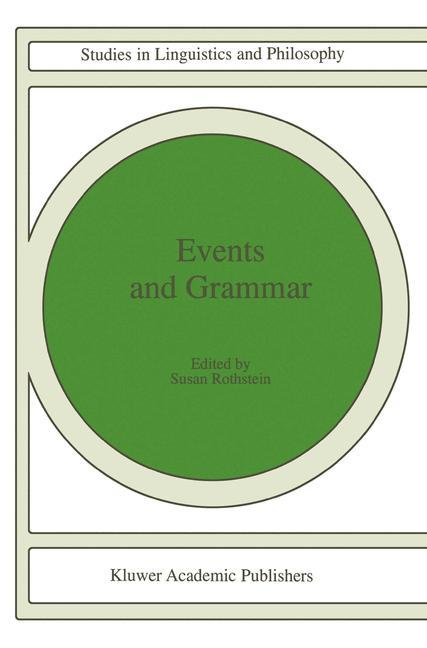 Events and Grammar als Buch