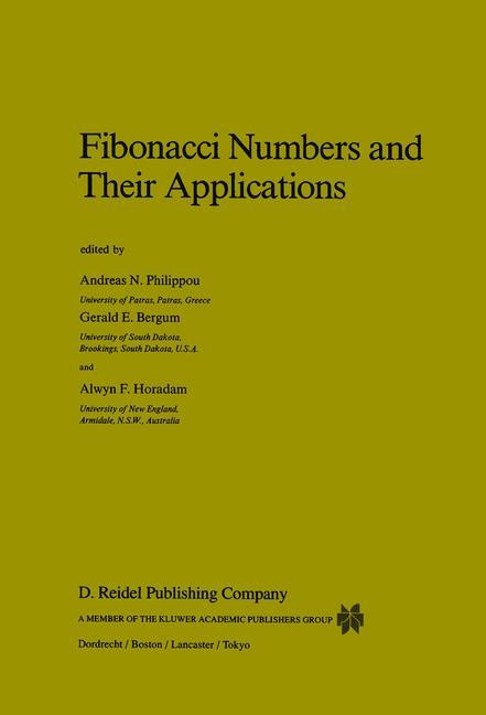 Fibonacci Numbers and Their Applications als Buch