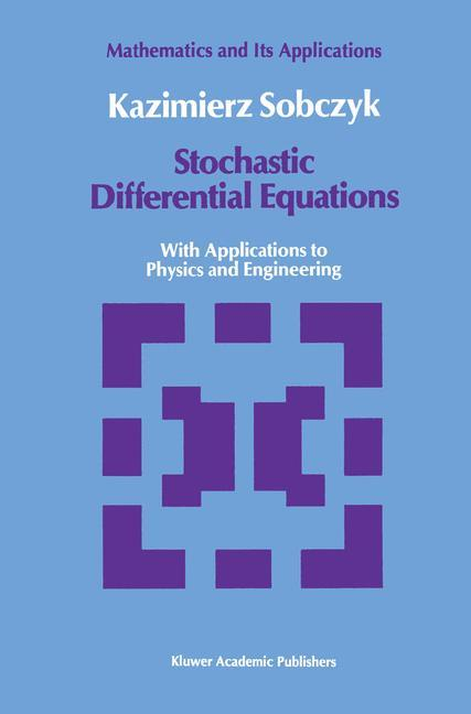 Stochastic Differential Equations als Buch