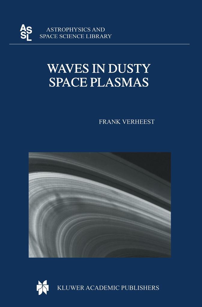 Waves in Dusty Space Plasmas als Buch