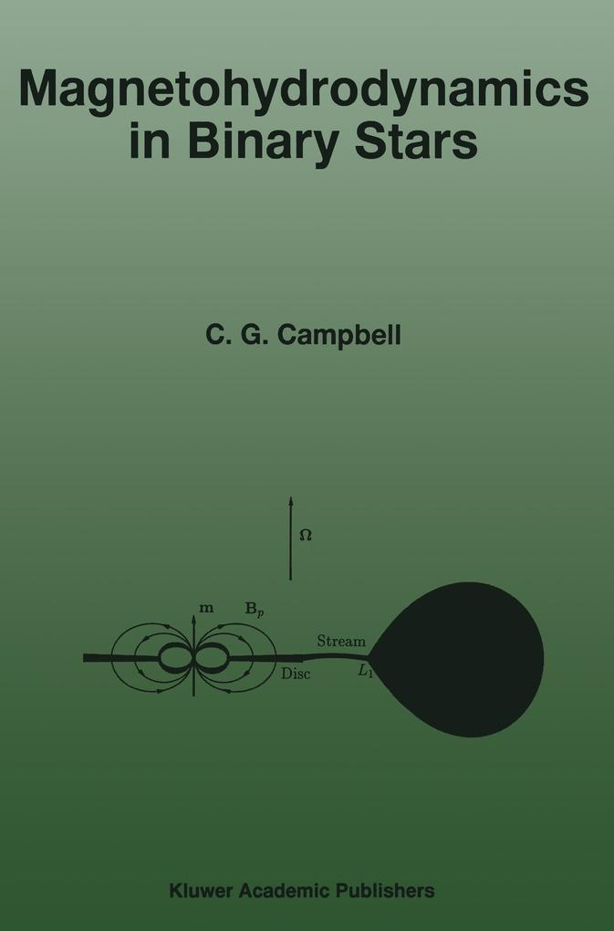 Magnetohydrodynamics in Binary Stars als Buch