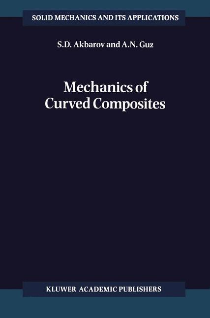 Mechanics of Curved Composites als Buch