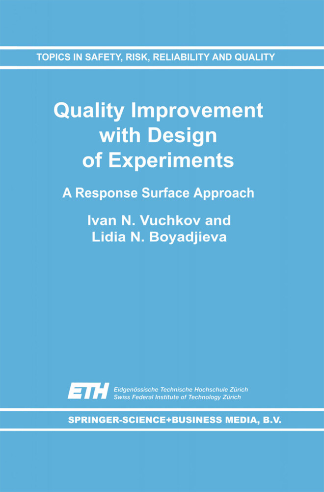 Quality Improvement with Design of Experiments als Buch