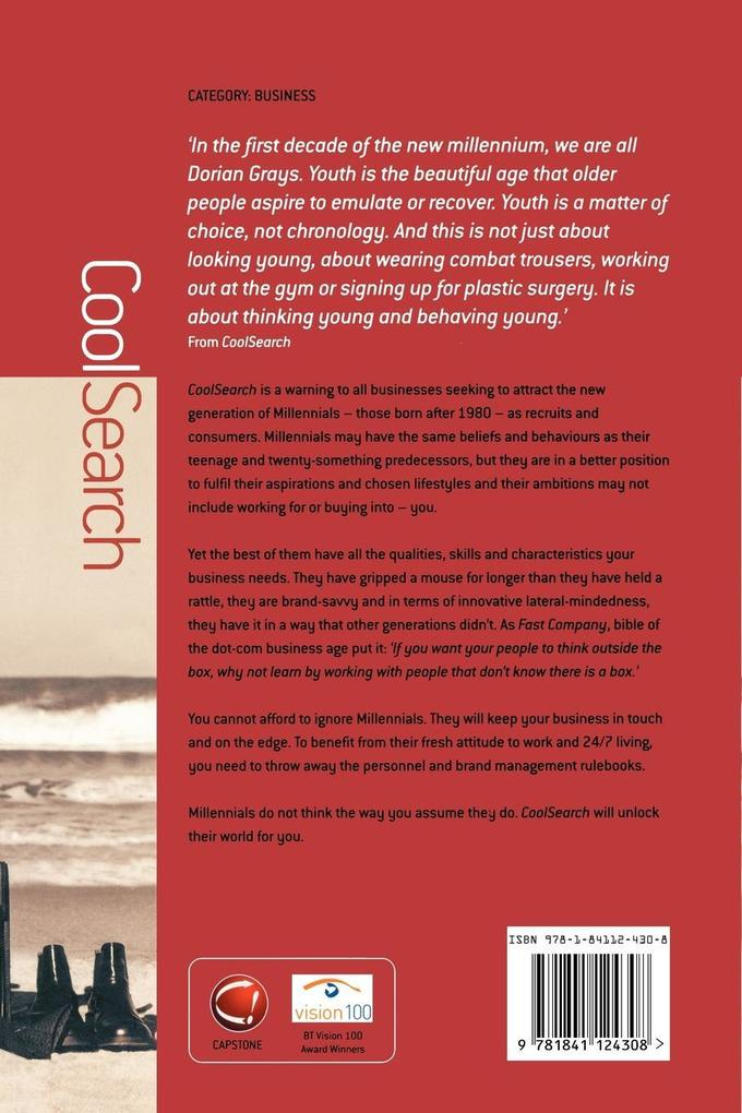 Coolsearch: Keeping Your Organization in Touch and on the Edge... als Buch