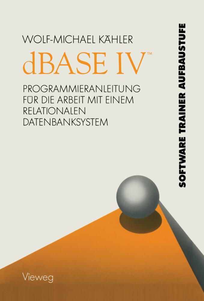 dBASE IV (TM) als Buch
