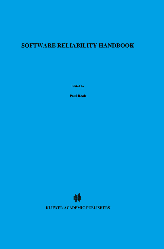 Software Reliability Handbook als Buch