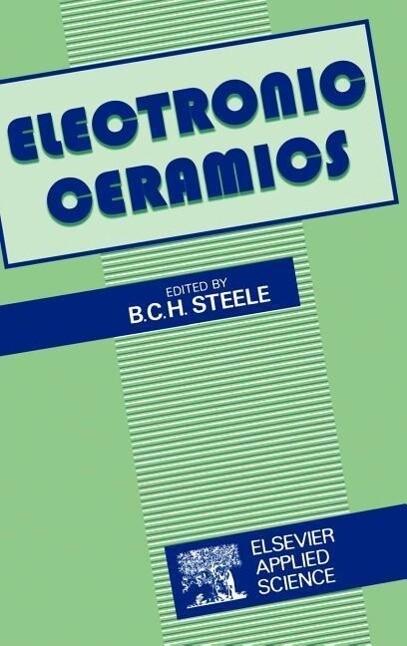 Electronic Ceramics als Buch