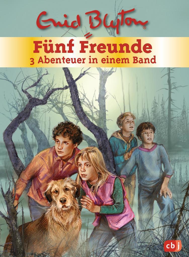 Fünf Freunde. Sammelband 01 als Buch von Enid Blyton