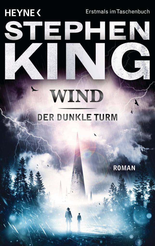 Der dunkle Turm 8: Wind als Taschenbuch