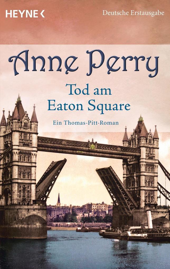 Tod am Eaton Square als Taschenbuch