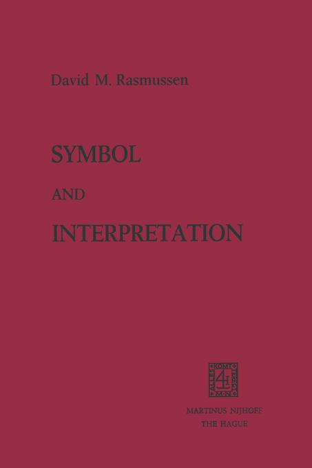 Symbol and Interpretation als Buch