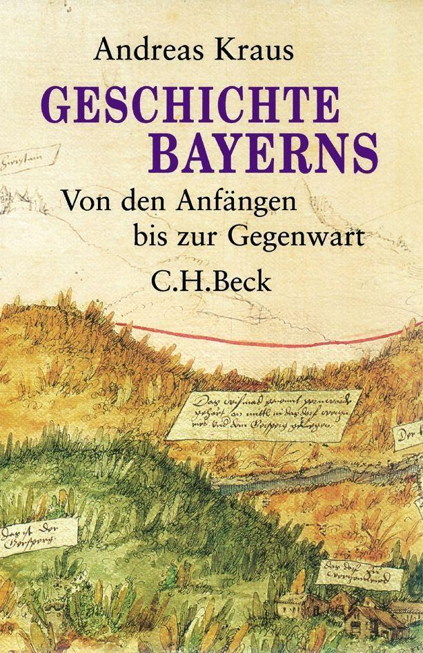 Geschichte Bayerns als Buch (gebunden)