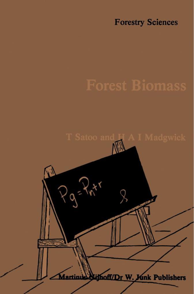 Forest Biomass als Buch
