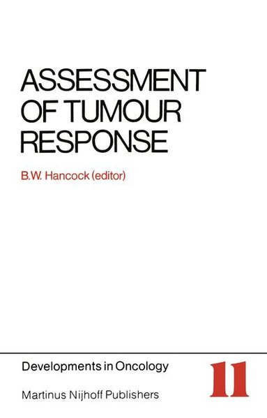 Assessment of Tumour Response als Buch