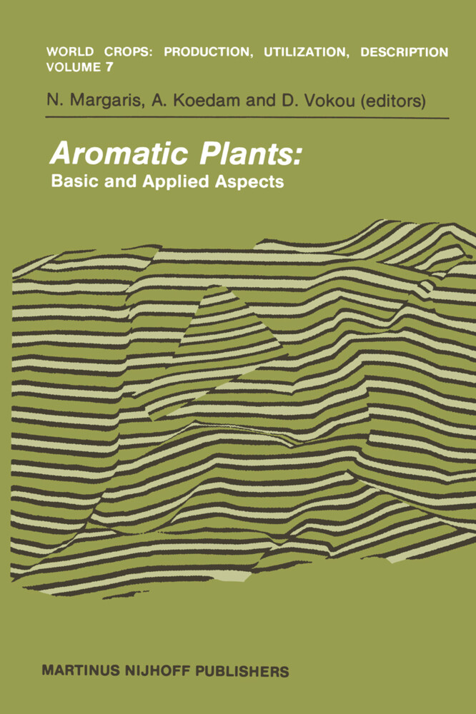 Aromatic Plants: Basic and Applied Aspects als Buch