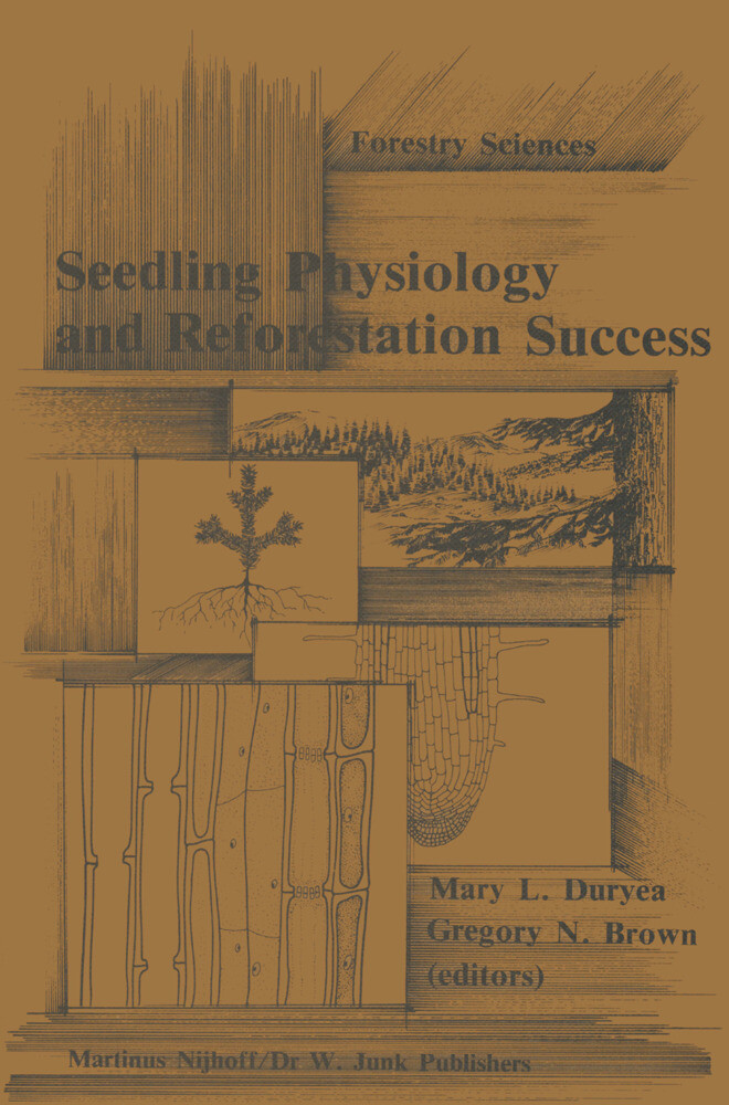 Seedling Physiology and Reforestation Success: Proceedings of the Physiology Working Group Technical Session als Buch