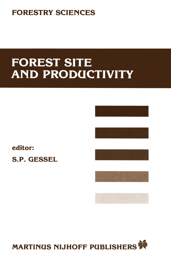 Forest Site and Productivity als Buch