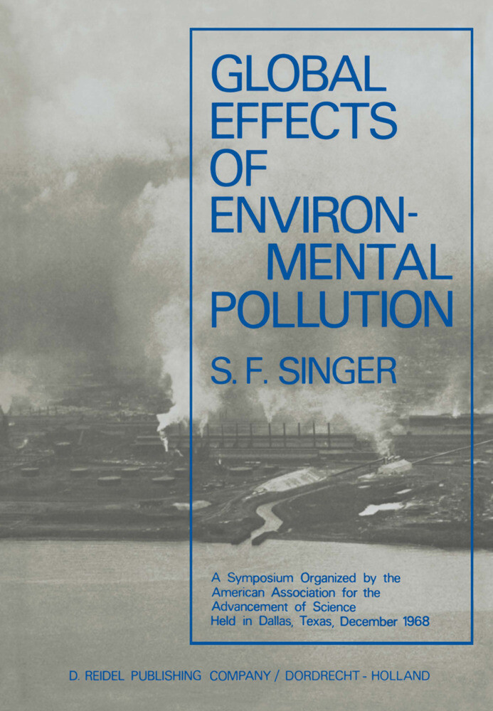 Global Effects of Environmental Pollution als Buch