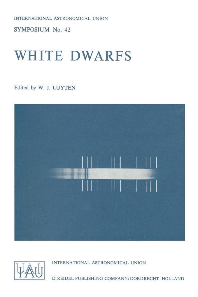 White Dwarfs als Buch