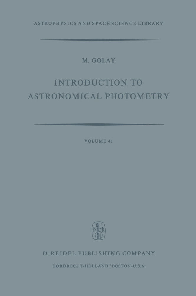 Introduction to Astronomical Photometry als Buch