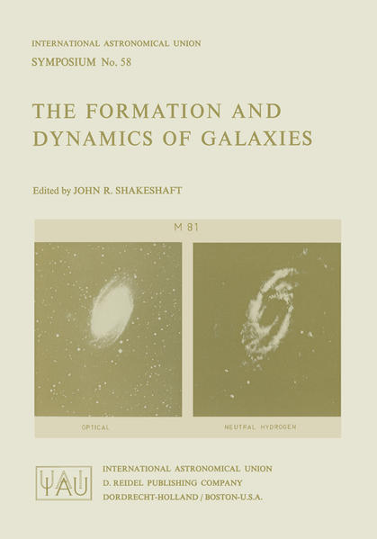 The Formation and Dynamics of Galaxies als Buch