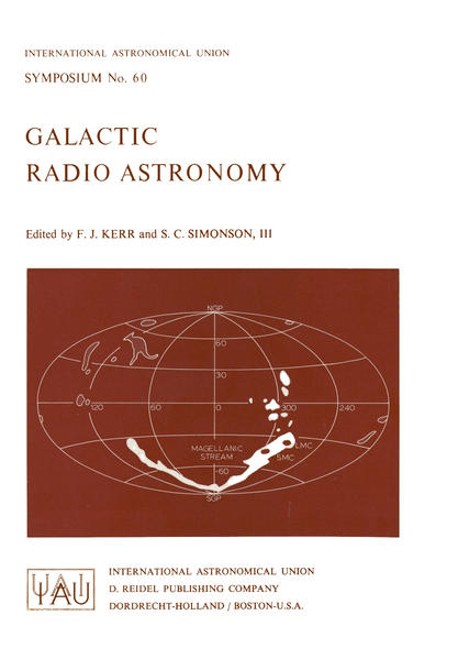 Galactic Radio Astronomy als Buch