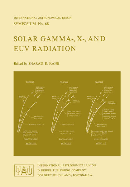 Solar Gamma-, X- And Euv Radiation als Buch