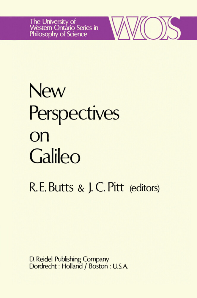 New Perspectives on Galileo als Buch