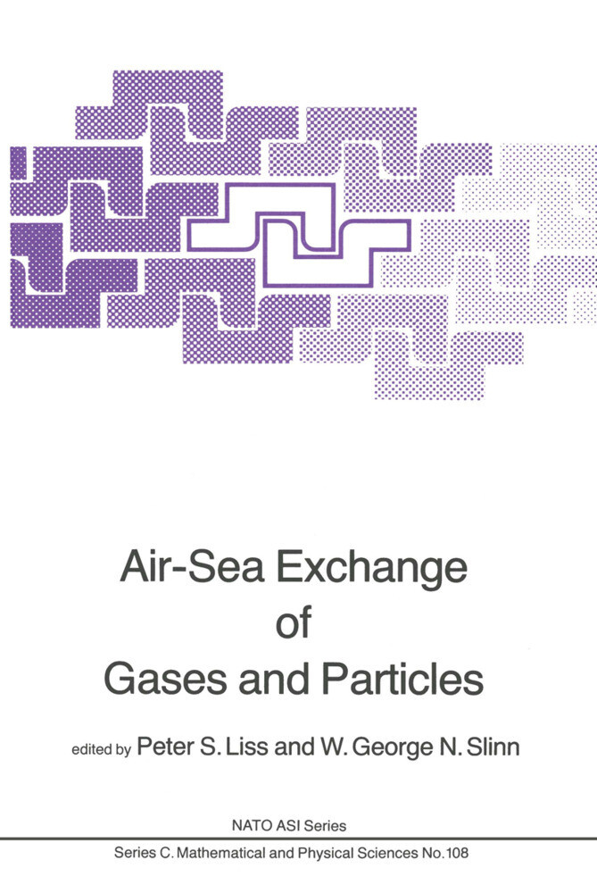 Air-Sea Exchange of Gases and Particles als Buch